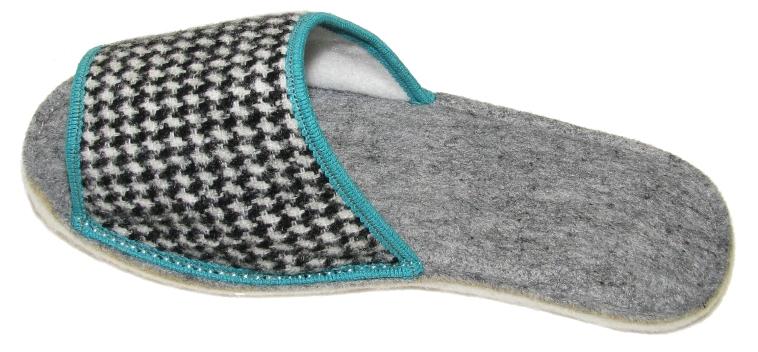 Papuče otevřené guma - Lukáš